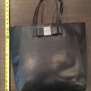 Ivanka Trump Black Tote Bag